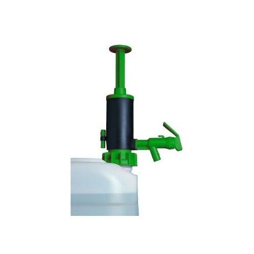 Jessberger Handpumpe JP-07 grün für leichte Säuren Jessberger 6007 0003