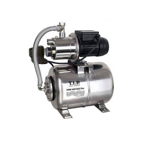 T.I.P Hauswasserwerk HWW 4400 INOX Plus TIP Pumpen 31167