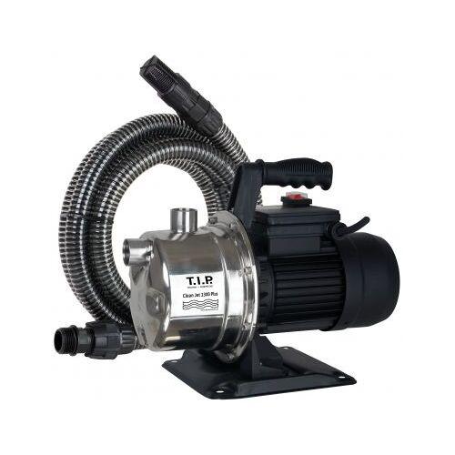 T.I.P Jet-Gartenpumpe CLEAN-JET 1300 Plus + Kit TIP Pumpen 30087