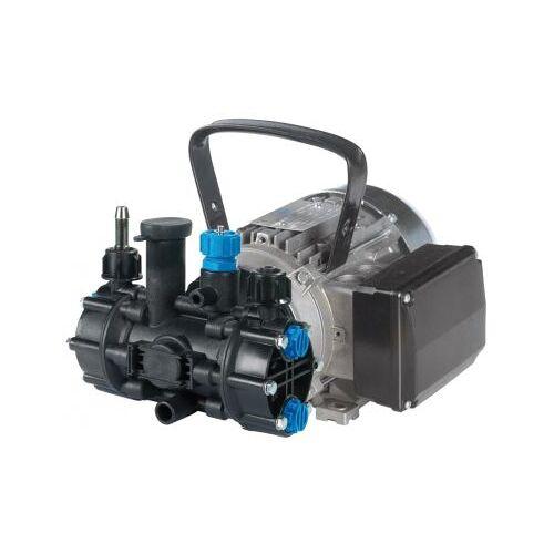 Zuwa Membranpumpe, 400 V mit Elektromotor, Kabel und Stecker MC 18 Zuwa 1206413
