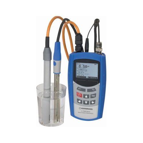 Greisinger MultiSensor Wasseranalyse Handmessgerät G7500-PH/O2 Greisinger 414788