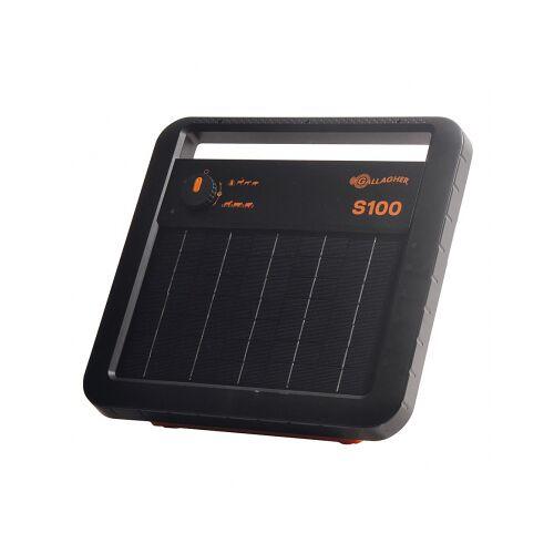Gallagher Solar-Weidezaungerät S100 mit Akku Gallagher