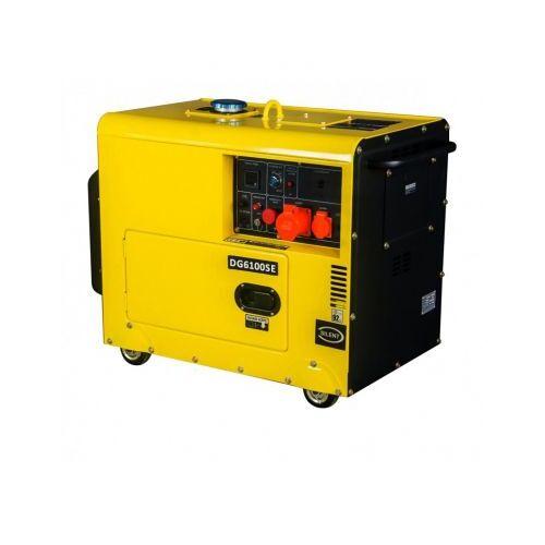 ITC Power Schalldichter Dieselgenerator-Satz 230V 5,5kW 230V AVR ITC Power