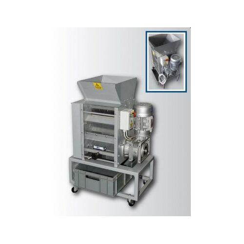 Dell Schälmaschine für Mandeln und Haselnüsse Dell'oro
