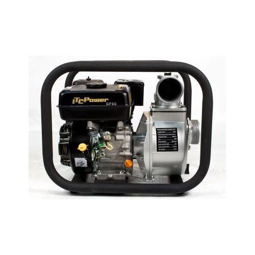 ITC Power Benzinmotorpumpe für Wasser 56m3/h bei 33m ITC Power GP80