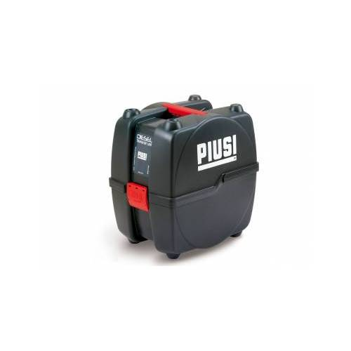 Aerotec PIUSIBOX 12 V PRO Umfüllpumpe für schnelles uns sicheres Tanken