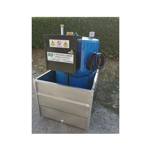 La Metalmeccanica Tankanlage LM von 10 bis 990 Liter La Metalmeccanica