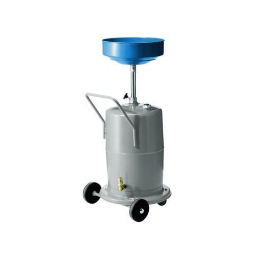 Pressol Altölauffanggerät 95L,  fahrbar mit Hydraulikkupplung