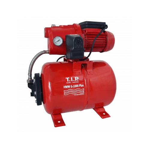 T.I.P Hauswasserwerk HWW G-1000/25 Plus TIP Pumpen 30187