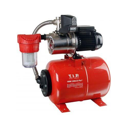 T.I.P Hauswasserwerk HWW 1000/25 Plus F TIP Pumpen 31144