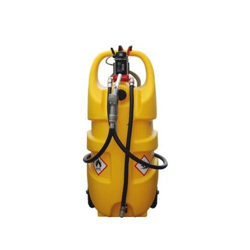 Fortis DIESELCADDY 110 mit 12 V Pumpe Fortis 120829D110