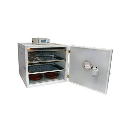 FIEM srl Brutmaschine FIEM A-100 – Thermostat Lcd – Aus Stahl