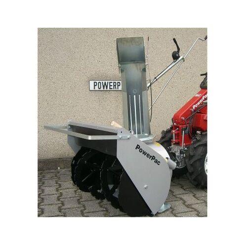 PowerPac Schneefräse 60cm PowerPac