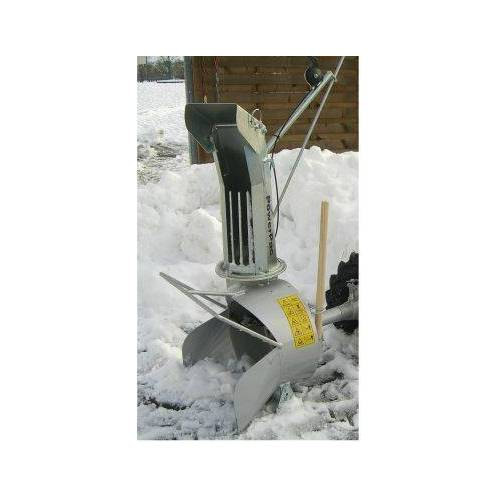 PowerPac Schneefräse einstufig 46cm