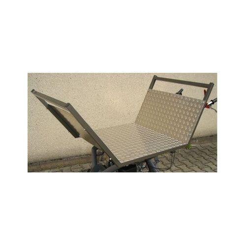 PowerPac Transportaufsatz für z.B. Holz - Rollrasen