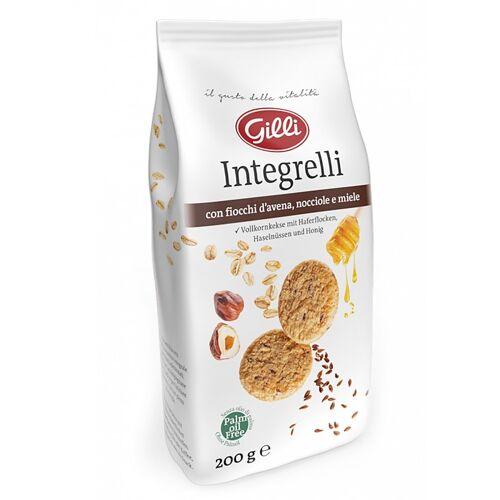 "Gilli Vollkornkekse ""Integrelli"", 200 g - Gilli"