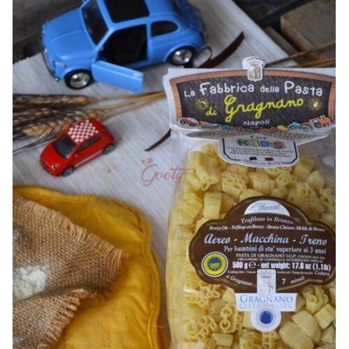 La Fabbrica della Pasta di Gragnano s.r.l La Fabbrica della Pasta Exzellente Nudeln für Kinder IGP ...
