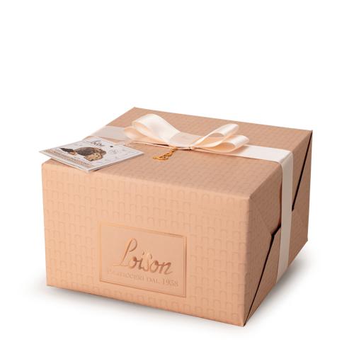 Loison Panettone NeroSale, Schokolade und Salzkaramell, 1 kg - L...