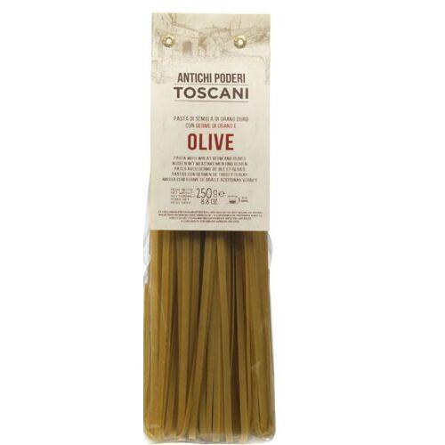 Antichi Poderi Toscani Fettuccine mit Oliven - Nudelspezi...
