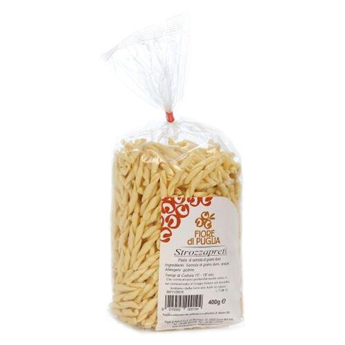 Fiore di Puglia Strozzapreti - original italienische Nudeln, 400g - Fiore di Puglia