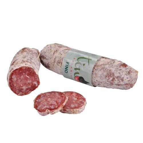 Breon Bozen Tino Schweinesalami 200 g - Breon Salumi