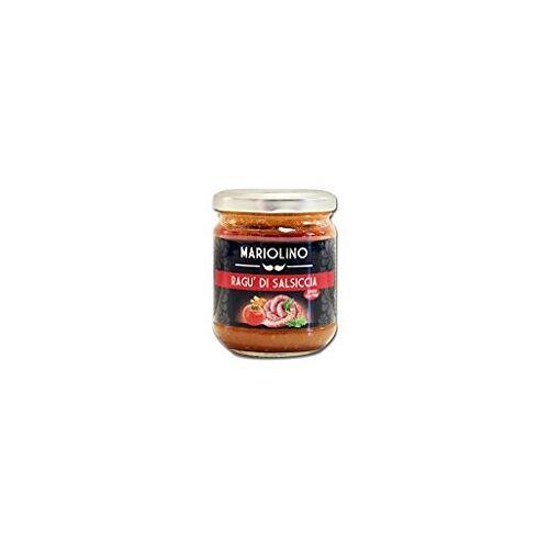 Mariolino Sughi Hauswurstragout - Sauce mit Wurst und Tom...