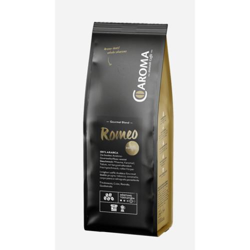 Caroma Caffe Caroma Kaffee Romeo 100% Arabica - Rohkaffee für Feinschm...