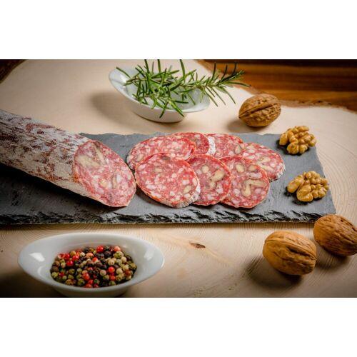 Metzgerei Mair Glurns - Kuenrath R. & Co OHG Metzgerei Mair - Feine Walnuss-Salami aus Südtirol, vakum...