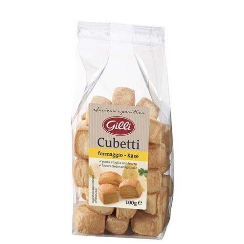 Gilli Cubetti mit Käse, 100g - Gilli