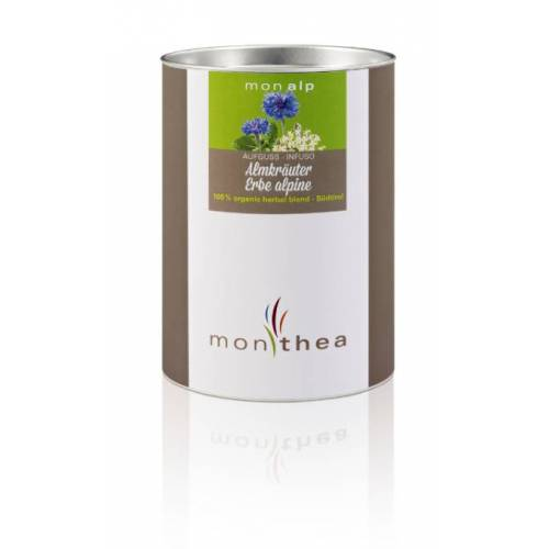 Monthea GmbH Bio Almkräuter-Tee Monalp - Monthea