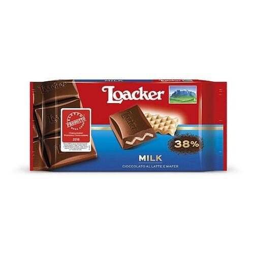 Loacker Classic Milk Schokolade 50g