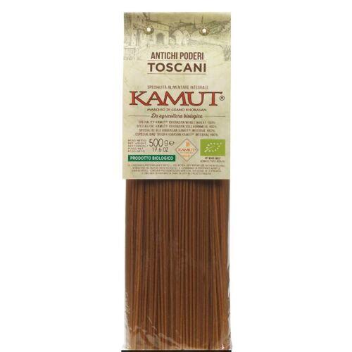 Antichi poderi Toscani BIO Kamutnudeln - Spaghetti, 500g - Antichi poderi Toscani