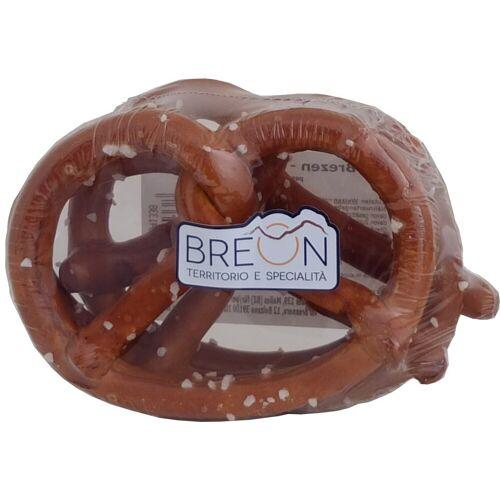 Breon Bozen Brezen - 3 Südtiroler Brezen aus Weizenmehl, 60 g - Breon Bozen