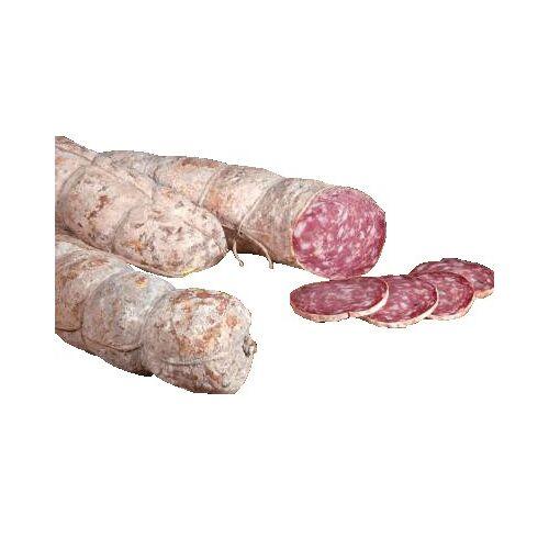 Salumificio Bazza Bazza Schweinesalami mit Knoblauch - Salami aus Schweinef...