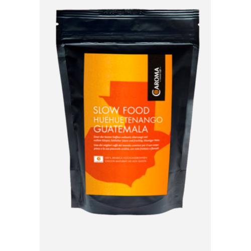Caroma Caffe Kaffee Slow Food Huehuetenango Guatemala - 100% Arabica Kaffee,...;