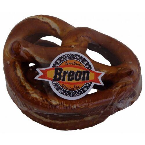 Breon Bozen Breon Brezen - 3 Südtiroler Brezen aus Weizenmehl, 60 g