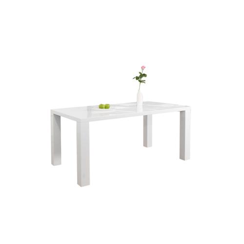 SalesFever Esstisch 200 x 100 cm weiß