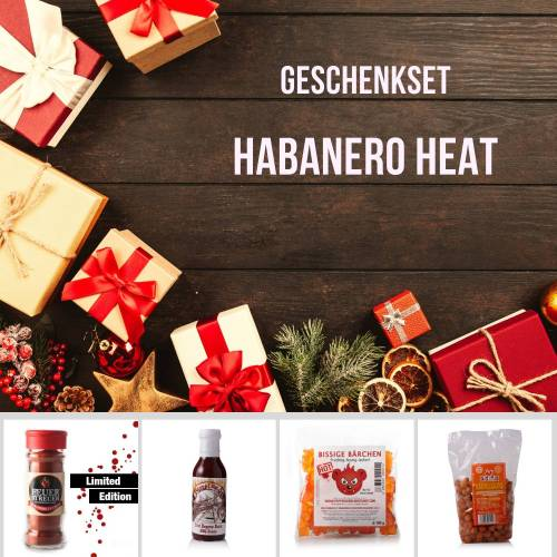 Bundle Habanero Heat