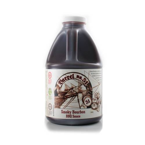 Barrel No. 51 Barrel 51 Smoky Bourbon BBQ Sauce - 1,89l