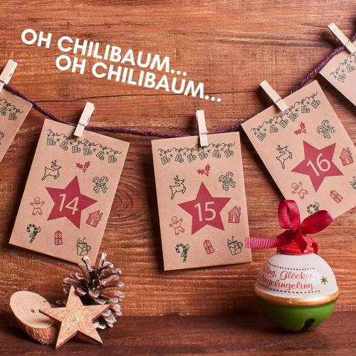 Bundle PEPPERWORLD Adventskalender Chili