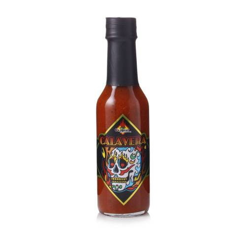 Cajohns Calavera Hot Sauce