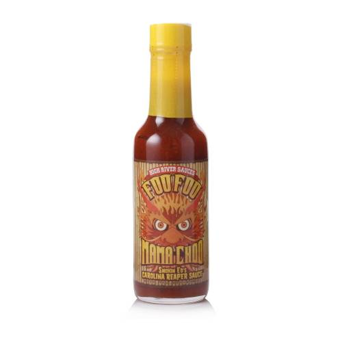 High River Sauces High River Sauce - Foo Foo Mama Choo