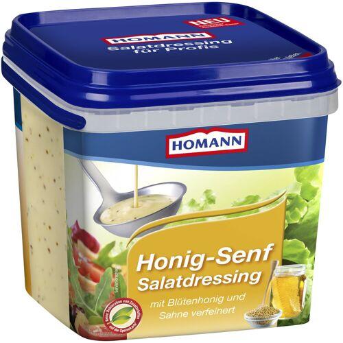 HOMANN Foodservice Homann Honig-Senf Dressing - 4 l