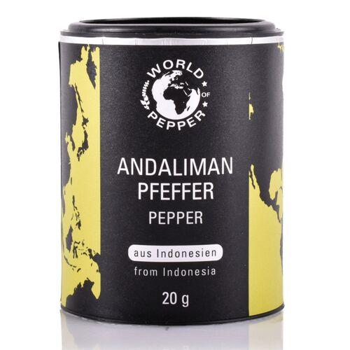 World of Pepper Andaliman Zitronenpfeffer - World of Pepper