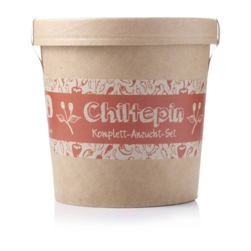 Spicy Garden Chiltepin