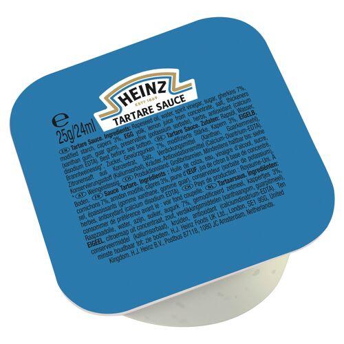 KraftHeinz Foodservice Tartare Sauce 25g Dip Pot (100 Stück) - Heinz