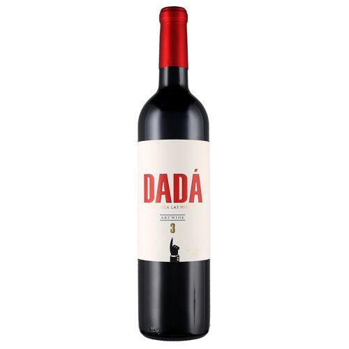 Finca Las Moras Dadà Art Wine 3 Finca Las Moras 2020 0,75 ℓ