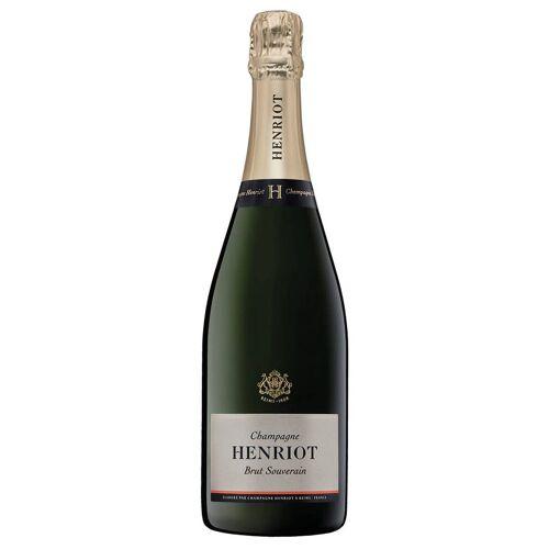 Henriot Champagne Brut AOC Souverain Henriot 0,75 ℓ