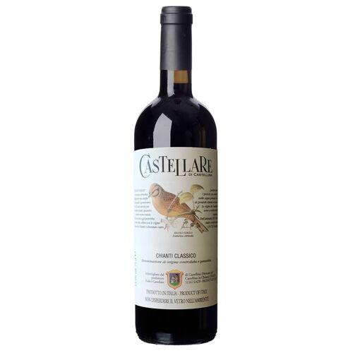 Castellare di Castellina Chianti Classico DOCG Castellare di Castellina 2018 0,75 L