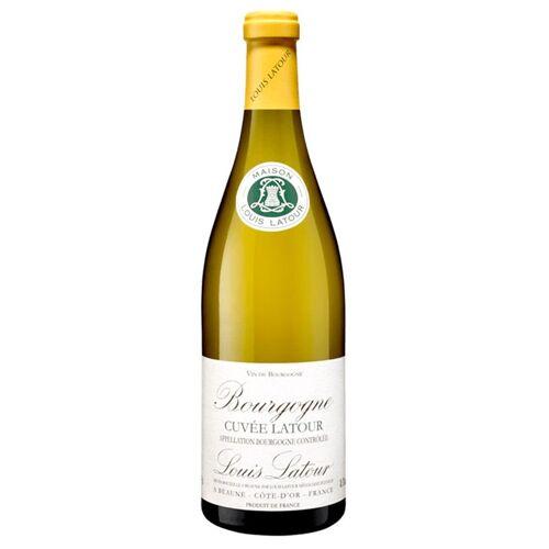 Louis Latour Bourgogne AOC Cuvée Latour Blanc Louis Latour 2018 0,75 L